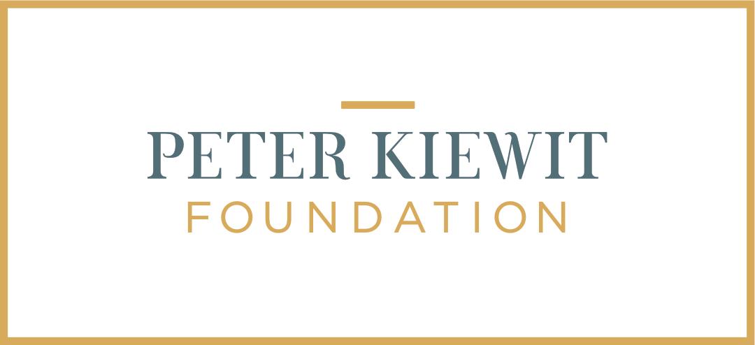Peter Kiewit Foundation logo
